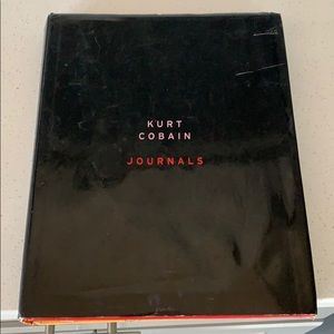 "Accessories - 2002 Kurt Cobain ""Journals"" Nirvana"